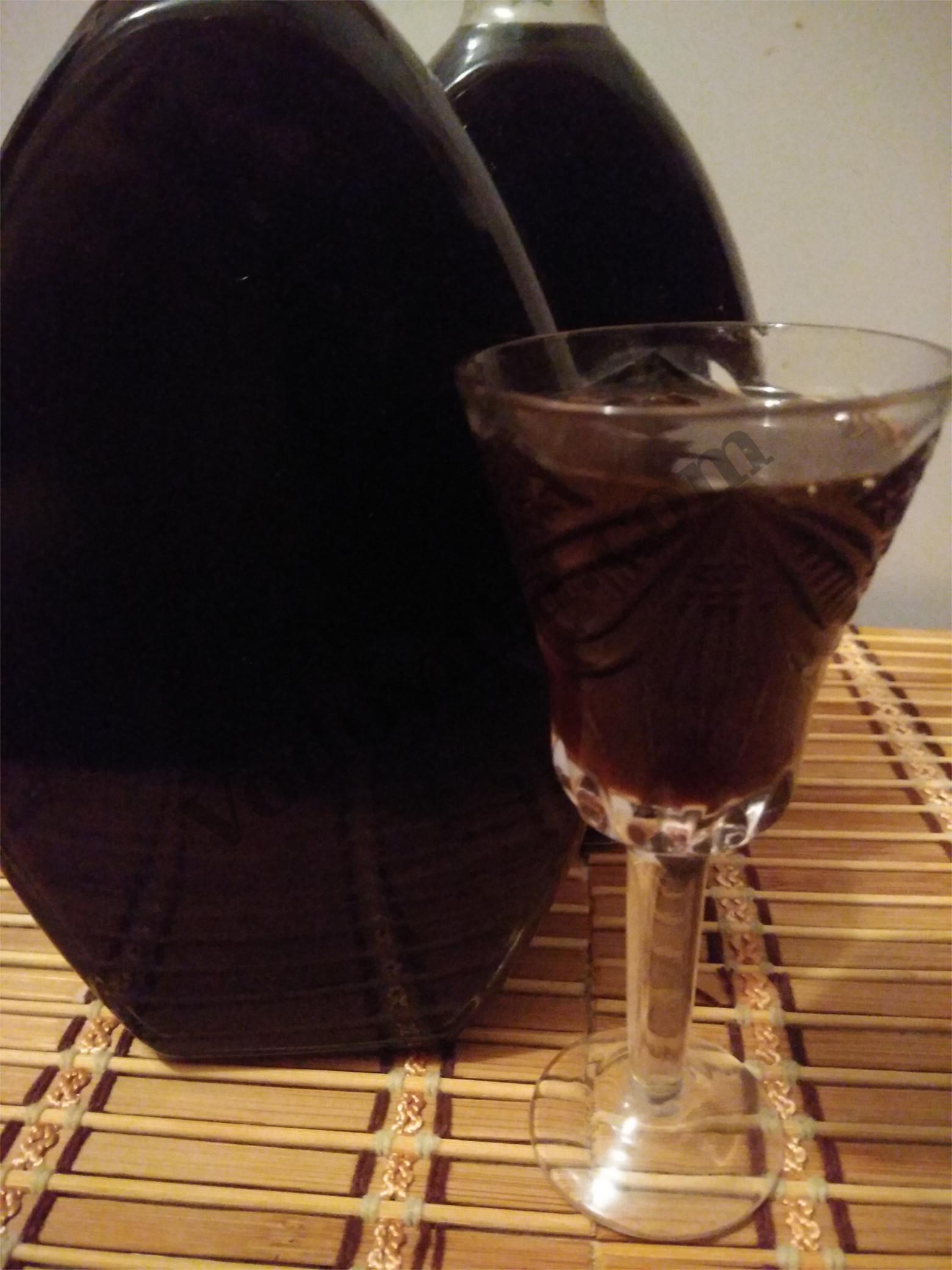 Кофейный ликер «Быстрее ветра»