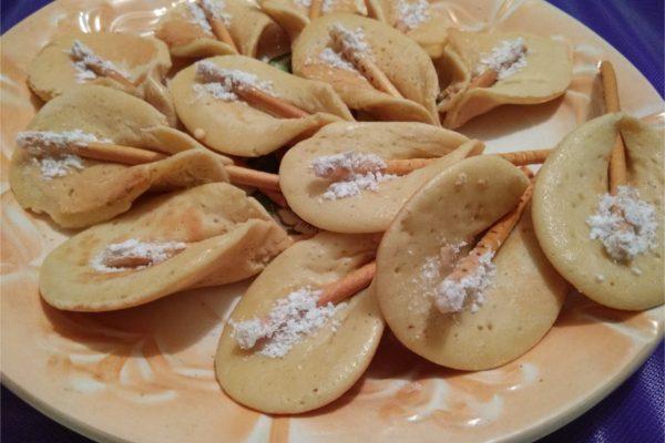 Печенье без духовки «Каллы-150»