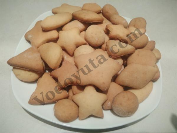 Идеи красивого печенья. Медовое «Детские игрушки»