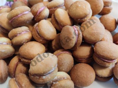 Идеи красивого печенья. Медовые парочки.