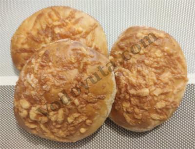 Сырные хлебные булочки